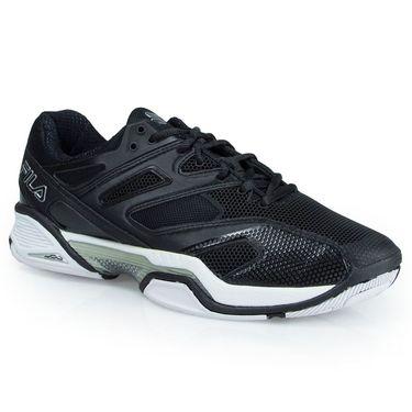 Fila Sentinel Mens Tennis Shoe - Black
