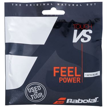 Babolat Touch VS 16G Blue Tennis String