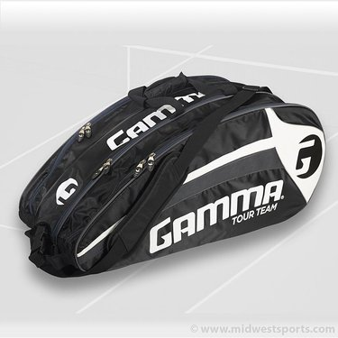 Gamma Tour Team 12 Pack Tennis Bag