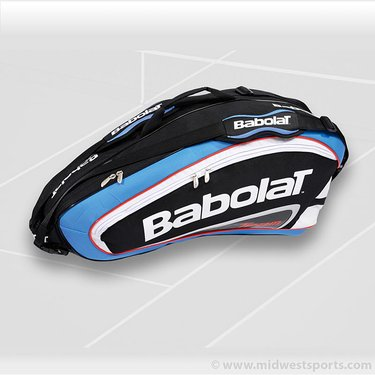 Babolat Team Line Blue 6 Pack Tennis Bag 751055-136