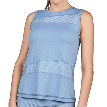 Sofibella Blue Moon Sleeveless Top Plus Size Womens Patagonia 2014 PTGP