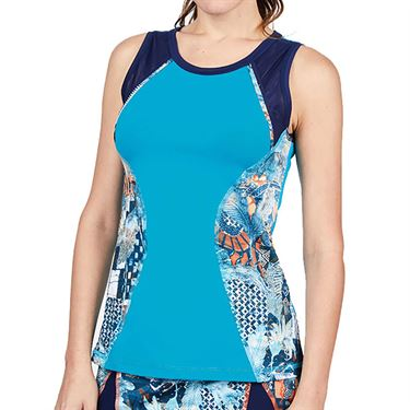 Sofibella Tempo Full Back Tank Womens Surfer 2015 SRF