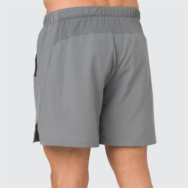 Asics Club 7 Inch Short - Steel Grey