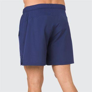 Asics Club 7 Inch Short - Indigo Blue