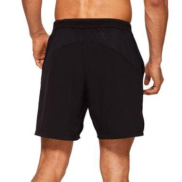 Asics Elite Tennis 7 inch Short Mens Performance Black 2041A080 001