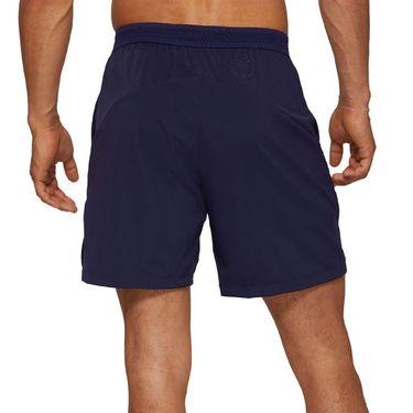 Asics Elite Tennis 7 inch Short Mens Peacoat 2041A080 401