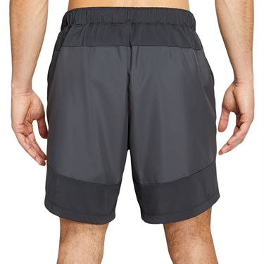 Asics Club 7 inch Short Mens Graphite Grey 2041A083 022