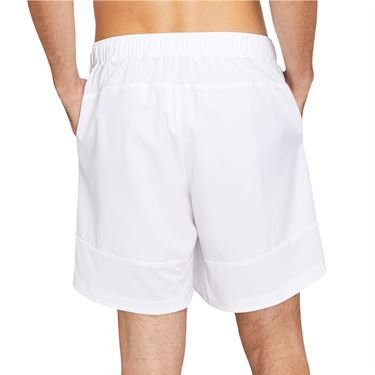 Asics Club 7 inch Short Mens White 2041A083 108