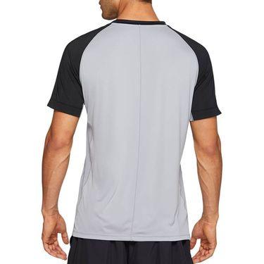 Asics Club Graphic Tee Shirt Mens Sheet Rock 2041A085 020