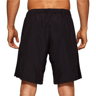 Asics Practice 9 inch Short Mens Black 2041A091 001