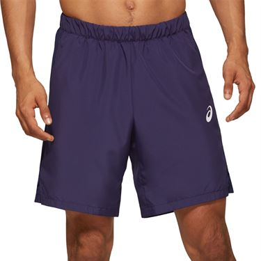 Asics Practice 9 inch Short Mens Peacoat 2041A091 401