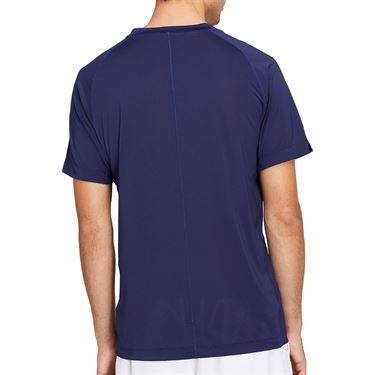 Asics Club GPX Tee Shirt Mens Peacoat 2041A120 401