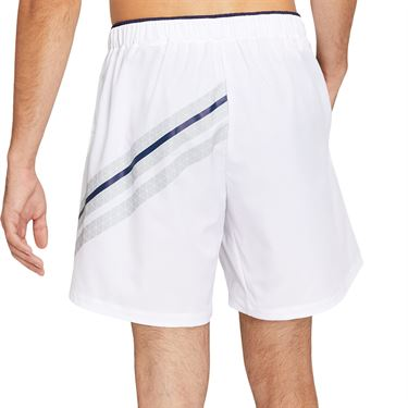 Asics Club GPX Short Mens Brilliant White 2041A121 100