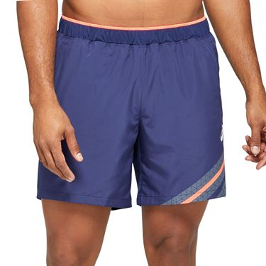 Asics Club GPX Short Mens Peacoat 2041A121 401