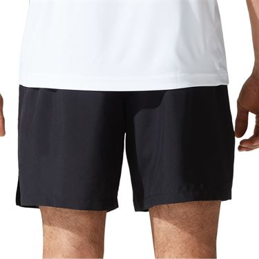 Asics Court 7 inch Short Mens Performance Black 2041A150 001