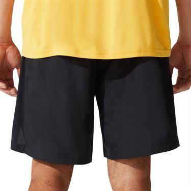 Asics Court 9 inch Short Mens Performance Black 2041A176 001
