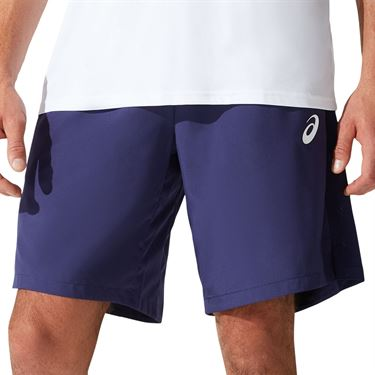 Asics Court 9 inch Short Mens Peacoat 2041A176 400