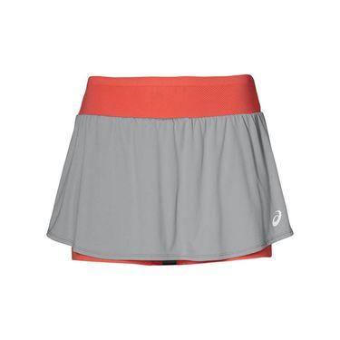 Asics Club Skirt - Mid Grey
