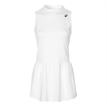 Asics Elite Gel Cool Dress - Brilliant White