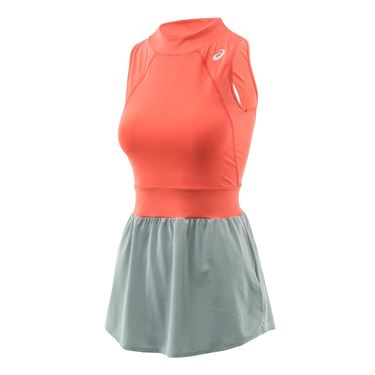 Asics Elite Gel Cool Dress - Papaya