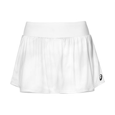 Asics Club Graphic Skirt - Brilliant White