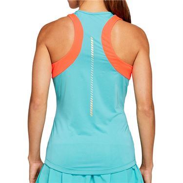 Asics Tennis Tank Womens Techno Cyan 2042A092 300