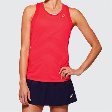 Asics Elite Tennis Tank Womens Diva Pink 2042A092 700