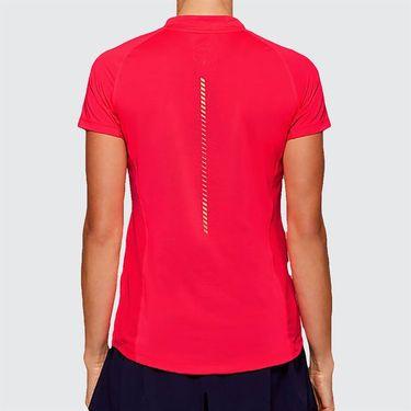 Asics Elite Tennis Tee Shirt Womens Diva Pink 2042A093 700