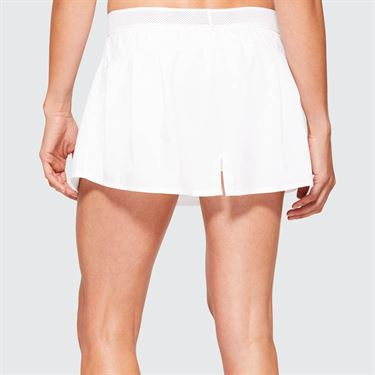 Asics Elite Tennis Skirt Womens Brilliant White 2042A095 100