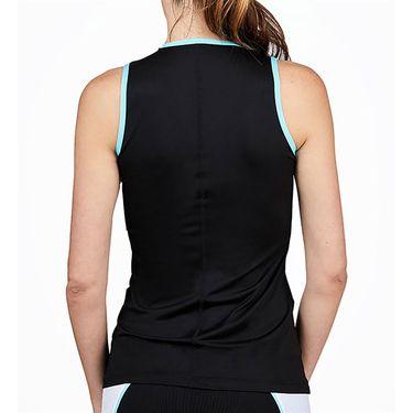 Sofibella Dresscode Full Back Tank Womens Black/Babyboy/Croc 2053 BLK
