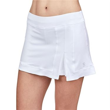 Sofibella Alignment 13 inch Skirt Womens White 2054 WHT