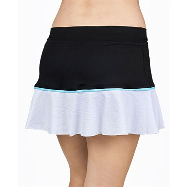 Sofibella Dresscode 13 inch Skirt Womens Black/Croc 2070 BLK