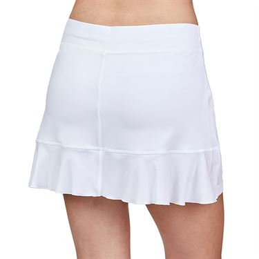 Sofibella Alignment 15 inch Skirt Womens White 2071 WHT