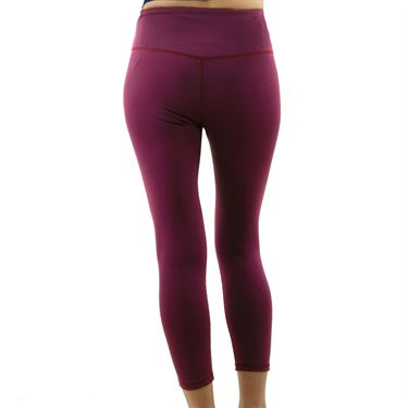 Lija Daring Greatly Supa Capri Womens Raisin 20A 2383T2