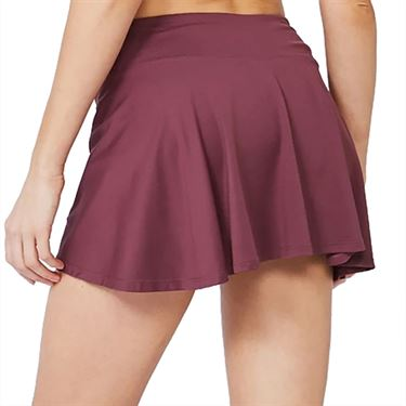 Lija Daring Greatly Arena Skirt Womens Raisin 20A 4583T2