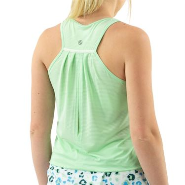 Lija Go With The Flow Willow Tank Womens Pistachio/Pastel Green 20S 1666T4