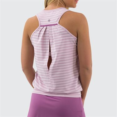 Lija Strike A Pose Willow Tank Womens Ice Berry/Plum 20S 1688T1