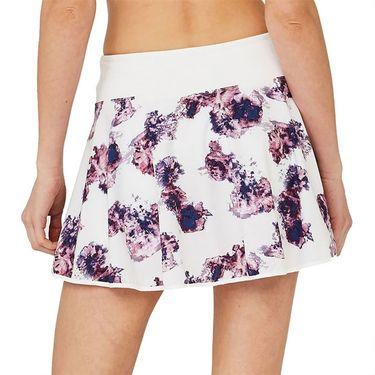 Lija Strike A Pose Swift Skirt Womens White Flowers 20S 4558T1 2