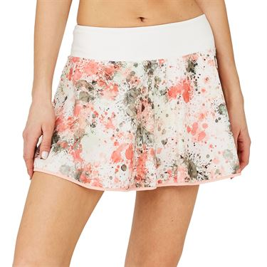 Lija Sweet Spot Swift Skirt Womens Splatter/White 20S 4558T3