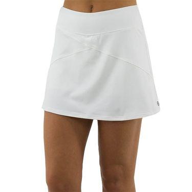 Lija Basic Angle Skirt Womens White 20S 4563T1