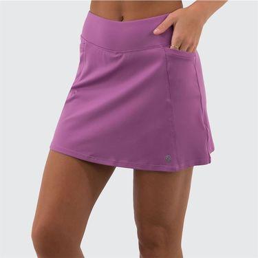 Lija Strike A Pose Sia 14 inch Skirt Womens Plum 20S 4571T1