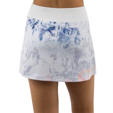 Lija Winning Streak Rush Skirt Womens Tie Dye/White 20S 4572T2