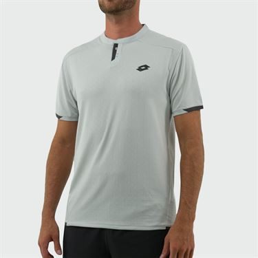 Lotto Top Ten Polo - Glacier Gray