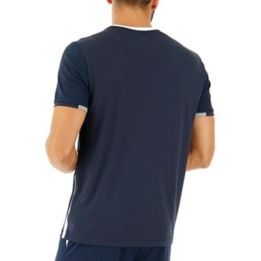 Lotto Squadra Crew - Navy Blue