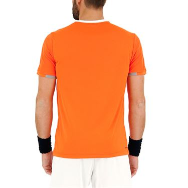 Lotto Squadra Crew - Red Orange