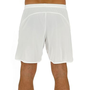 Lotto Squadra 7 inch Short - Brilliant White