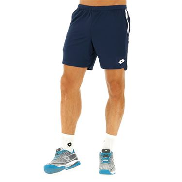 Lotto Squadra 7 inch Short - Navy Blue