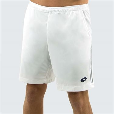 Lotto Squadra 9 inch Short - Brilliant White