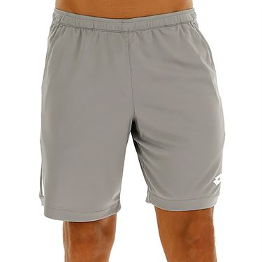 Lotto Squadra 9 inch Short Mens Alloy Gray 210378 1CHû