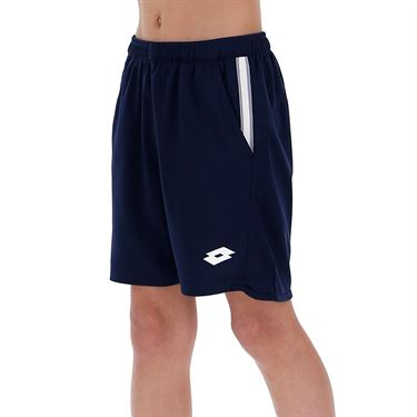 Lotto Squadra Boys 7 inch Short Navy Blue 210382 1CI